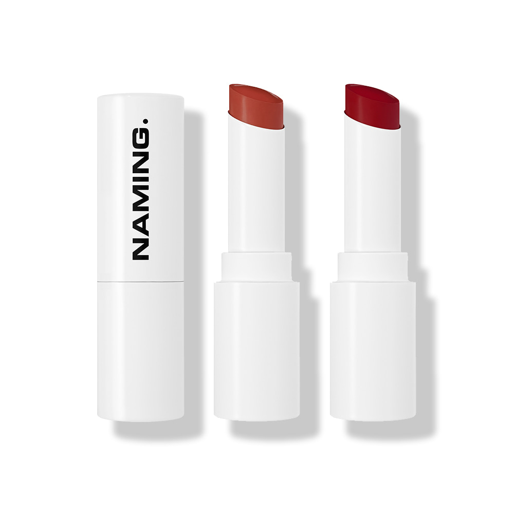 NAMING Soft Matt Lipstick KIT (2ea)