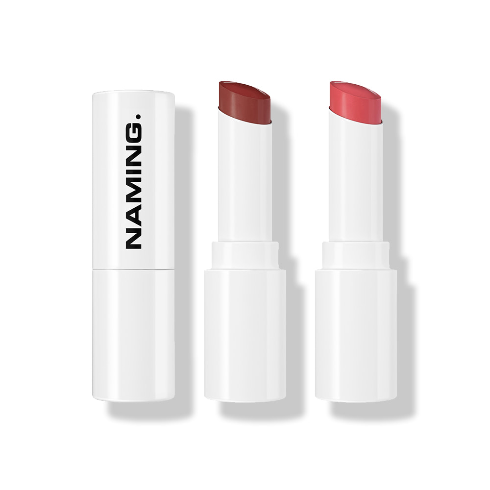 NAMING Melting Glow Lipstick KIT (2ea)